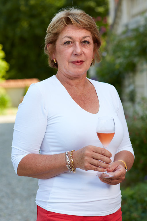 Evelyne de Billy, Vineyard Manager