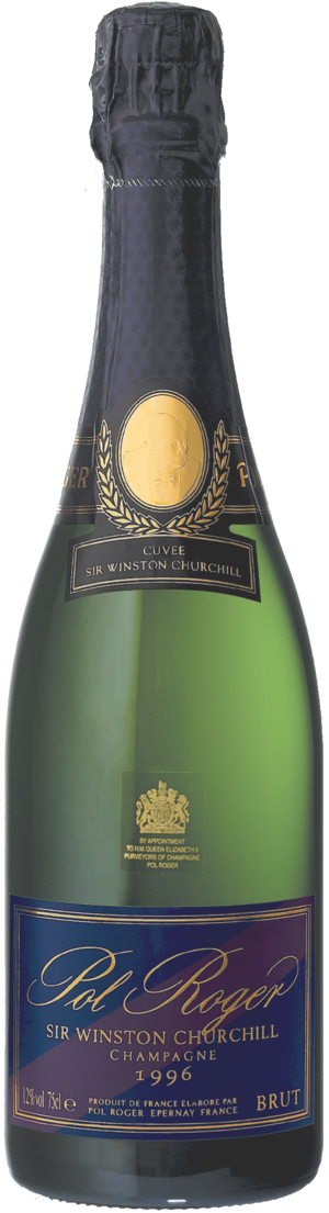 Cuvée Sir Winston Churchill  Champagne Pol Roger 1996