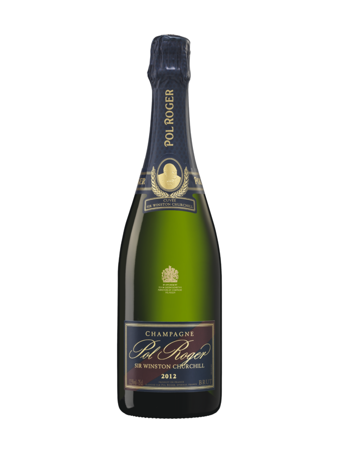 Cuvée Sir Winston Churchill  Champagne Pol Roger 2012