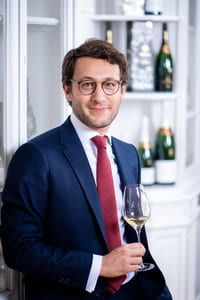 Champagne Pol Roger welcomes Bastien Collard de Billy as General Secretary Champagne Pol Roger