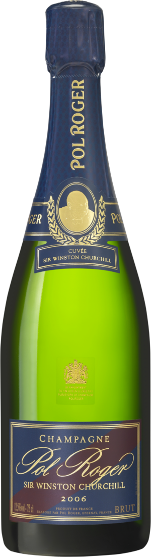 Cuvée Sir Winston Churchill  Champagne Pol Roger 2006