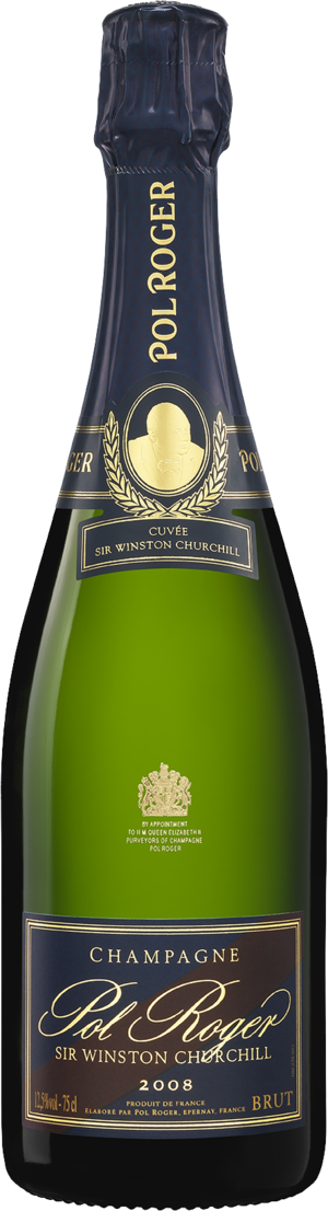 Cuvée Sir Winston Churchill  Champagne Pol Roger 2008