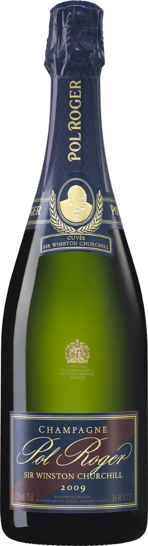 Cuvée Sir Winston Churchill  Champagne Pol Roger 2009