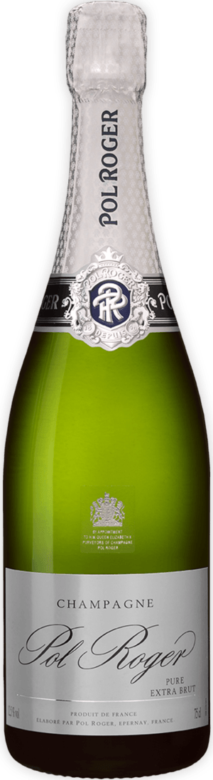 Pure Extra brut Champagne Pol Roger